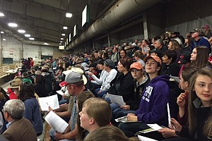 Overwhelming Support of Equestrian Park at Salt Lake County Town Hall Meeting